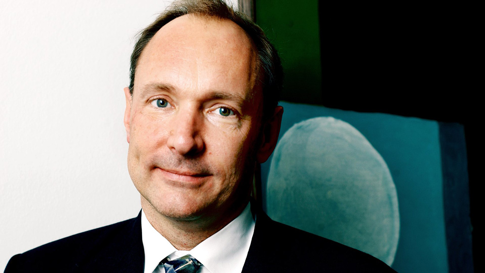 Тим Бернерс-Ли создатель всемирной паутины